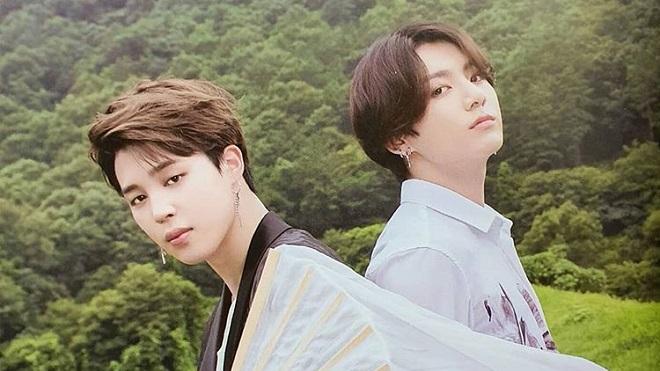 Pha 'song kiếm hợp bích' không thể rời mắt của Jungkook và Jimin BTS trong 'Black Swan'
