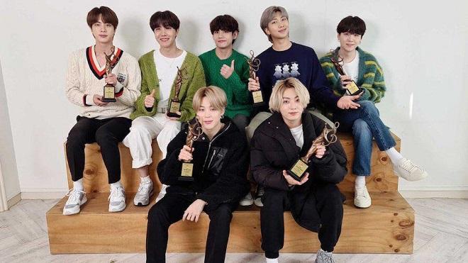 BTS thắng lớn ở Giải Âm nhạc Seoul nhưng vì sao không xuất hiện?