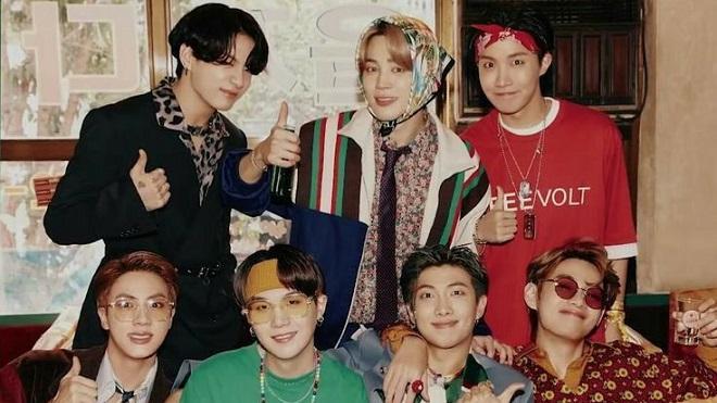 BTS được Billboard vinh danh là 'Ngôi sao pop lớn nhất năm 2020'