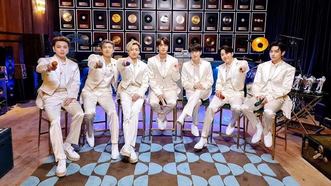 Giấc mơ thành sự thật: BTS xác nhận biểu diễn tại Grammy