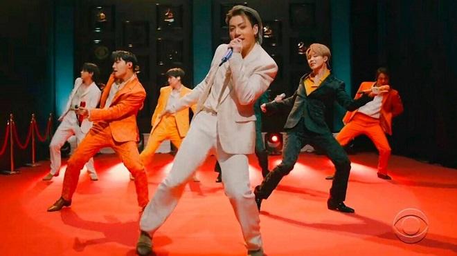 BTS không thắng Grammy, 'lời tiên tri' của Suga có thành sự thật