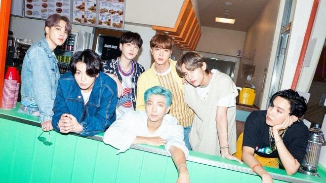 BTS là nhóm Kpop có 1 tỷ view nhanh nhất với 'Dynamite'