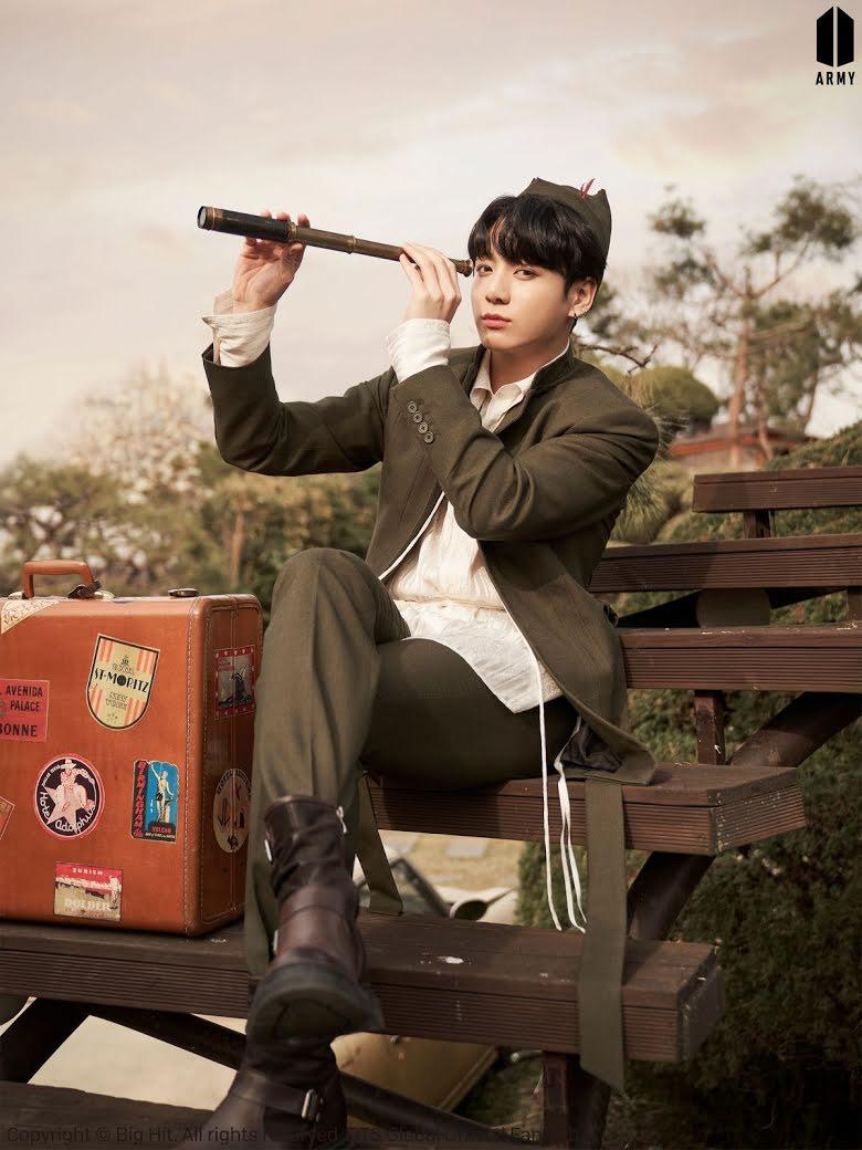 BTS, Jungkook, Những điều Jungkook không thể sống thiếu, Peter Pan, Jungkook Peter Pan, Jungkook BTS, thói quen của Jungkook