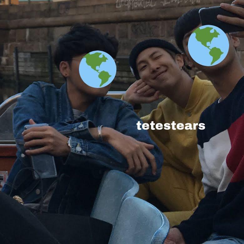 BTS, Vô tình chụp ảnh với BTS, ARMY may mắn, Tình cờ thấy BTS, BTS xuất hiện trên ảnh bố mẹ, BTS photobomb, chụp ảnh cùng BTS, Mẹ và RM, người bố của BTS, Love Yourself