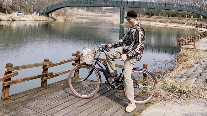 Giải mã ca khúc mới đầy tâm trạng 'Bicycle' của RM BTS