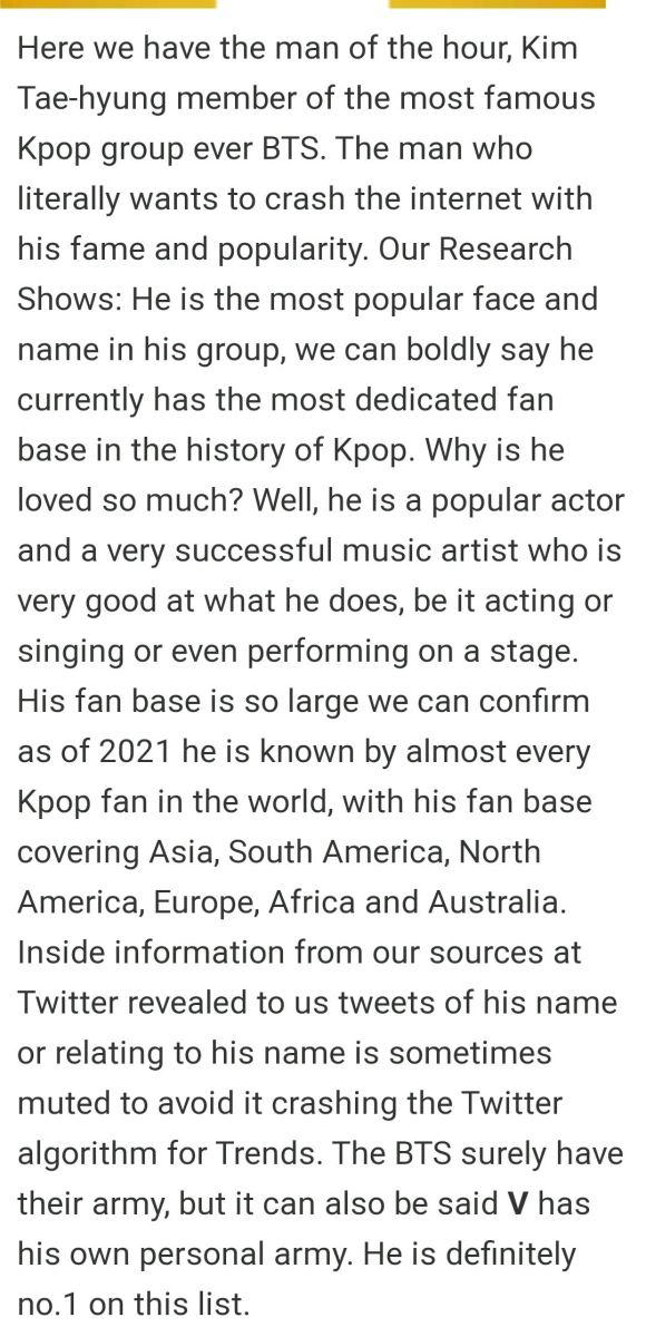 BTS, Blackpink, V, Lisa, V Lisa, idol nổi tiếng nhất thế giới, thành tích V 2021, thành tích lisa 2021, điểm chung V Lisa, ai là thần tượng hot nhất thế giới