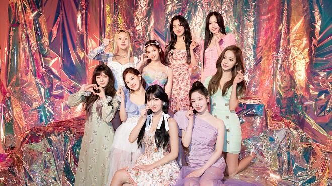 Twice làm nên lịch sử Kpop trên Billboard 200 với 'Taste Of Love'