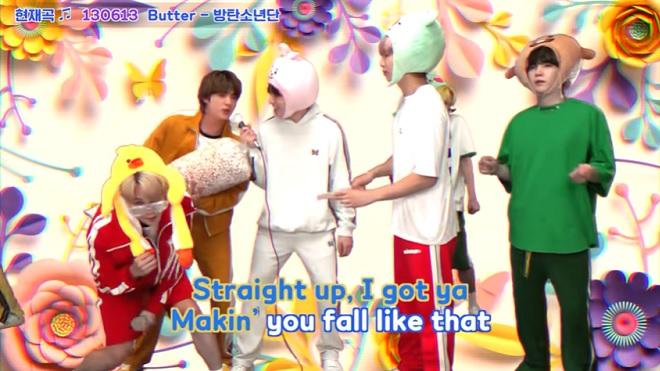 Lý do Jin BTS không đội mũ BT21 như mọi người trong 'Butter'