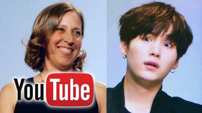 CEO YouTube mê mẩn BTS, có gì sai sai?