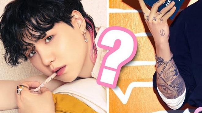 Suga BTS có suy nghĩ độc lạ về hình xăm, khác hẳn Jungkook