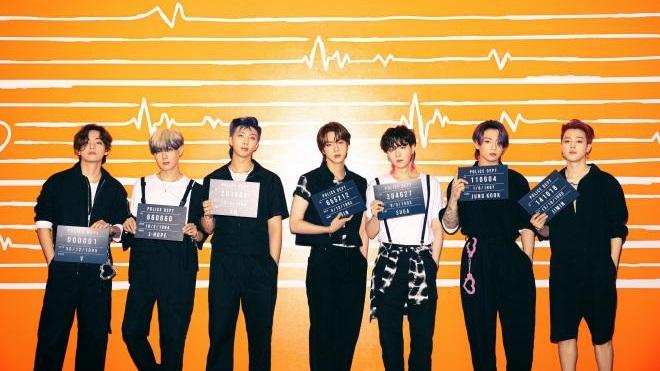 BTS bị ép phải hát các ca khúc lời Anh?