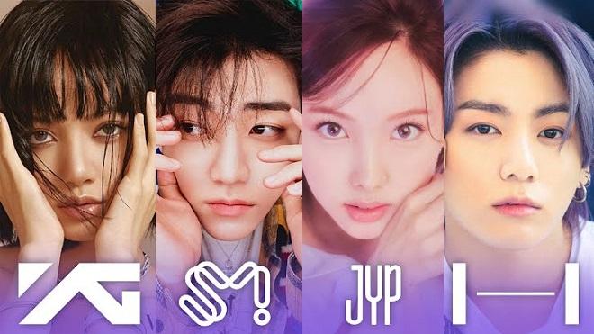 Lợi nhuận Big4 Kpop: HYBE BTS chót vót, YG Blackpink thảm hại