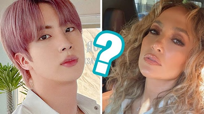Lồ lộ ẩn ý Jennifer Lopez hợp tác với BTS