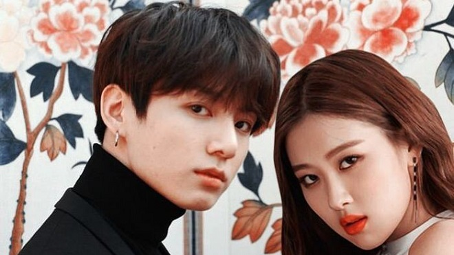 Rộ tin hẹn hò giữa Jungkook BTS và Rose Blackpink, có thể đúng?