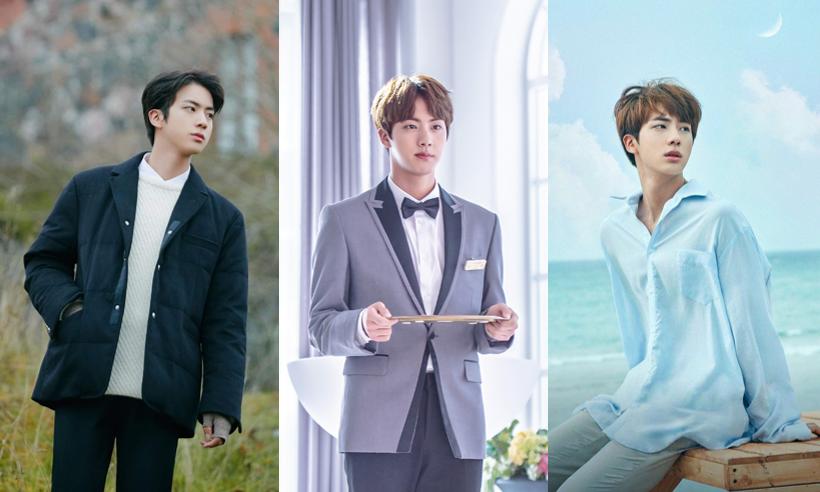 bts, jin, jimin, jungkook, j-hope, rm, suga, v, jirisan, diễn viên jin bts, jin ngầm tiết lộ đóng phim trong quà tặng jimin, jin đóng phim, BTS đóng phim, BTS phim