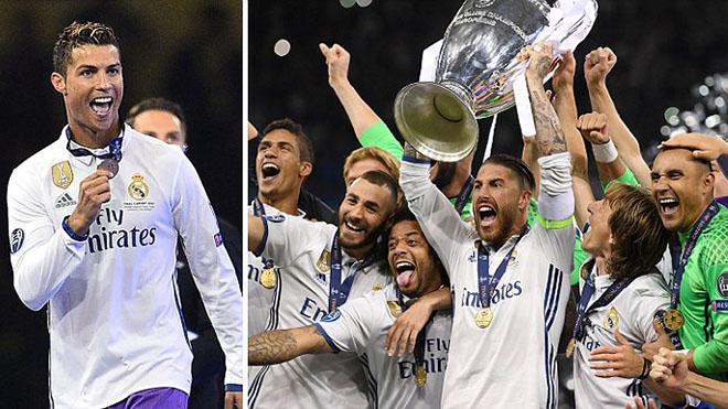 ĐIỂM NHẤN Juventus 1-4 Real Madrid: Ronaldo nắm chắc Bóng vàng. Zidane quá 'dị'. Real đi vào lịch sử