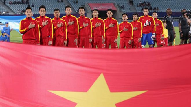 U20 Việt Nam tiếp tục được FIFA ngợi khen