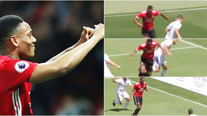 Dù mua Perisic, Man United vẫn phải giữ Martial