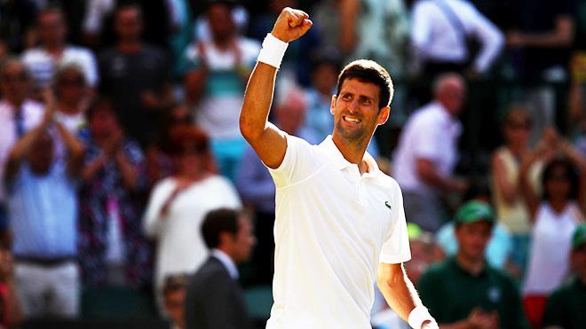 Lịch thi đấu Wimbledon 2017 ngày 11/7: Djokovic có nối gót Nadal?
