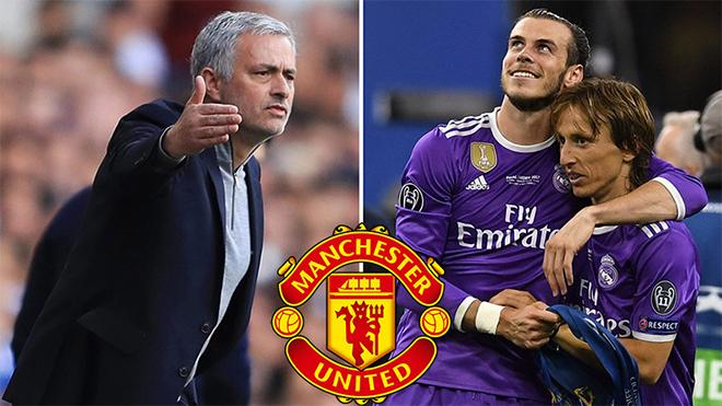 CHUYỂN NHƯỢNG M.U 9/8: Mourinho đầu hàng trong vụ Bale, Ibra có thể ở lại, Fabinho nổi loạn để tới M.U