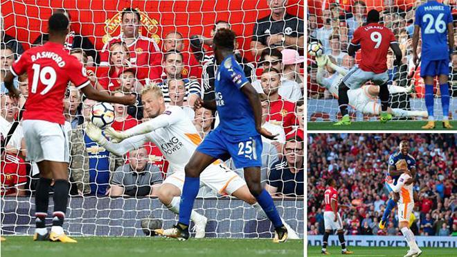 ĐIỂM NHẤN M.U 2-0 Leicester: Lukaku tịt ngòi, siêu dự bị tỏa sáng, Mourinho vẫn lo hậu vệ trái