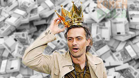 Mourinho trở thành 'thánh tiêu tiền' khi vượt mốc 1 tỷ bảng cho chuyển nhượng