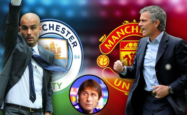 Cuộc đua vô địch Premier League: Song mã M.U – Man City, và thách thức cho Chelsea