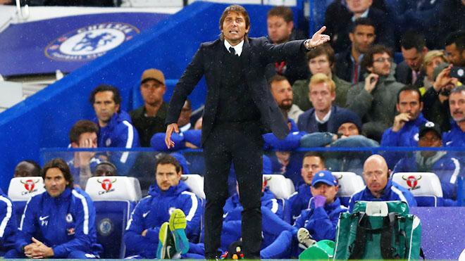 Conte: 'Chelsea đã cố hết sức. Man City quá hay'. Guardiola: 'Sợ nhất là M.U và đội Harry Kane'