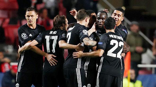 Video clip highlights bàn thắng trận Benfica 0-1 M.U