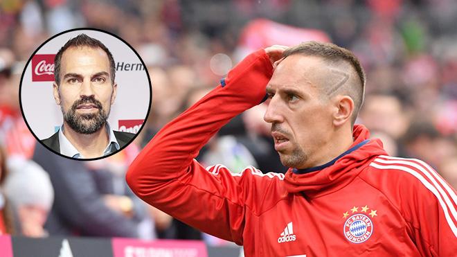 'Ribery cứ nghĩ mình là Messi hay Ronaldo khi chống đối Ancelotti'