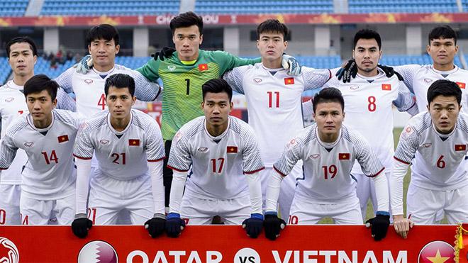 Đội hình dự kiến của U23 Việt Nam ở chung kết: Tiến Dũng, Quang Hải được AFC đánh giá cao nhất