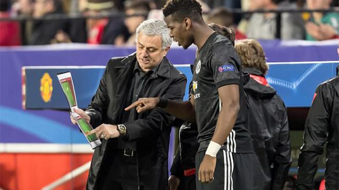Có Pogba hay không, M.U cũng không thể vô địch Champions League