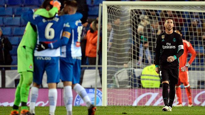 Video clip highlights bàn thắng trận Espanyol 1-0 Real Madrid