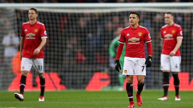 Alexis Sanchez gây thất vọng: Đến M.U nhưng chưa thoát nỗi ám ảnh Arsenal