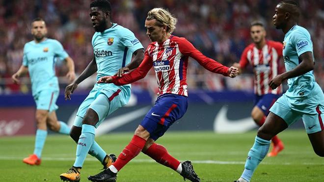Cuộc đua vô địch La Liga: Atletico Madrid sẽ đuổi kịp Barca nhờ... Real Madrid?
