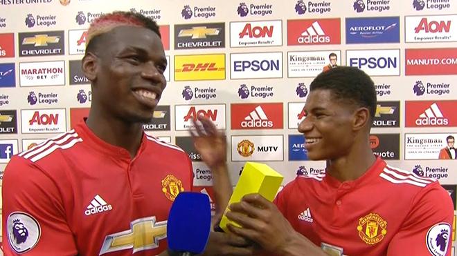 Rashford hồi sinh, nhưng Mourinho sẽ đau đầu khi Pogba trở lại