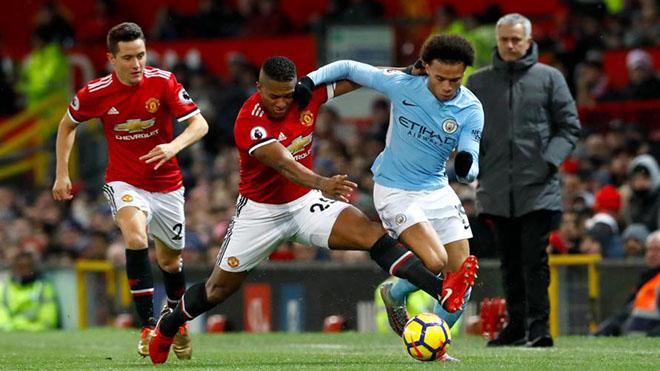 Video bàn thắng Man City 2-3 M.U: Người hùng Pogba