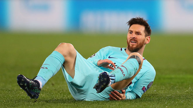 Khi Messi tầm thường, Barca cũng trở nên yếu đuối