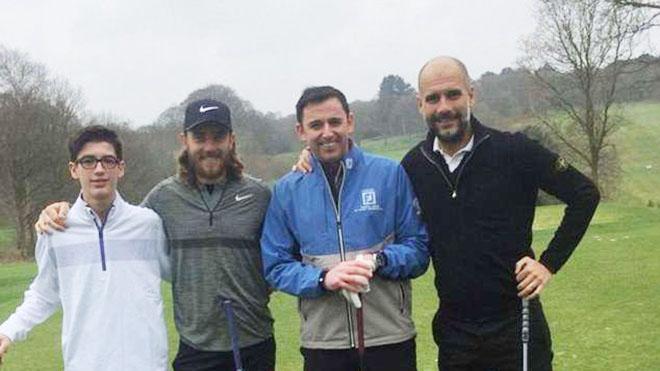 Pep Guardiola quyết học Sir Alex, giữ lời hứa đi chơi golf khi M.U đá West Brom