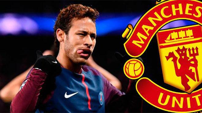 CHUYỂN NHƯỢNG M.U 4/5: Neymar sẽ đến M.U, Alex Sandro là mục tiêu số một của Mourinho