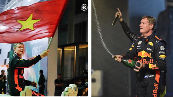 10 khoảnh khắc làm nên những trải nghiệm hoàn hảo cùng F1 lần đầu tiên tại Việt Nam với  Heineken
