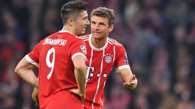 Bayern trả giá vì Thomas Muller 'chân gỗ' đến khó tin, cứ chạm bóng là hỏng