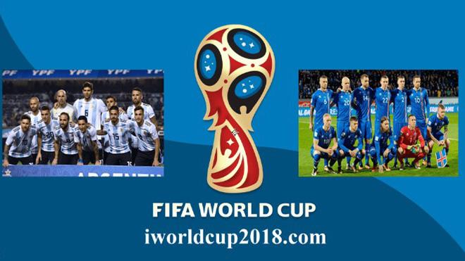 Lịch thi đấu và trực tiếp World Cup 2018 ngày 16/6