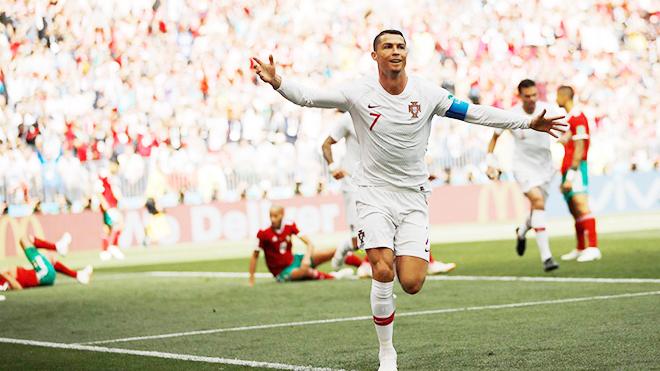 Cristiano Ronaldo: Ngôi sao của những khoảnh khắc thiên tài