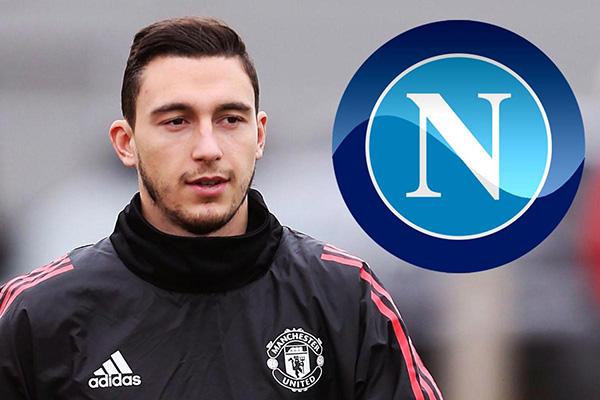 chuyển nhượng M.U, Mourinho, Darmian, Napoli