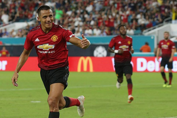 M.U vs Real Madrid, Sanchez, ICC 2018