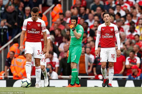 Arsenal, Man City, Cech