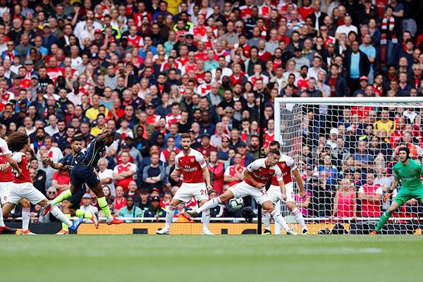 Arsenal, Man City, Sterling