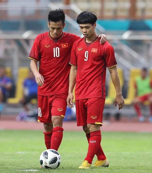 Công Phượng, U23 Việt Nam, U23 Pakistan, ASIAD 2018