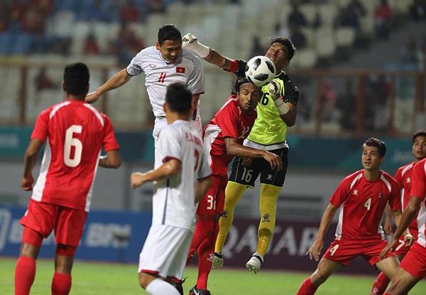 U23 Việt Nam, U23 Nepal, Anh Đức, ASIAD